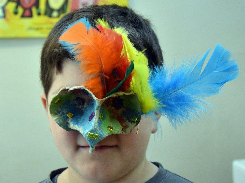 Brasilien Maske (1)