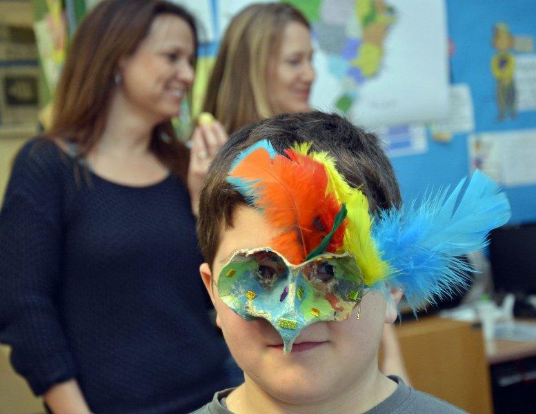 Brasilien Maske (2)