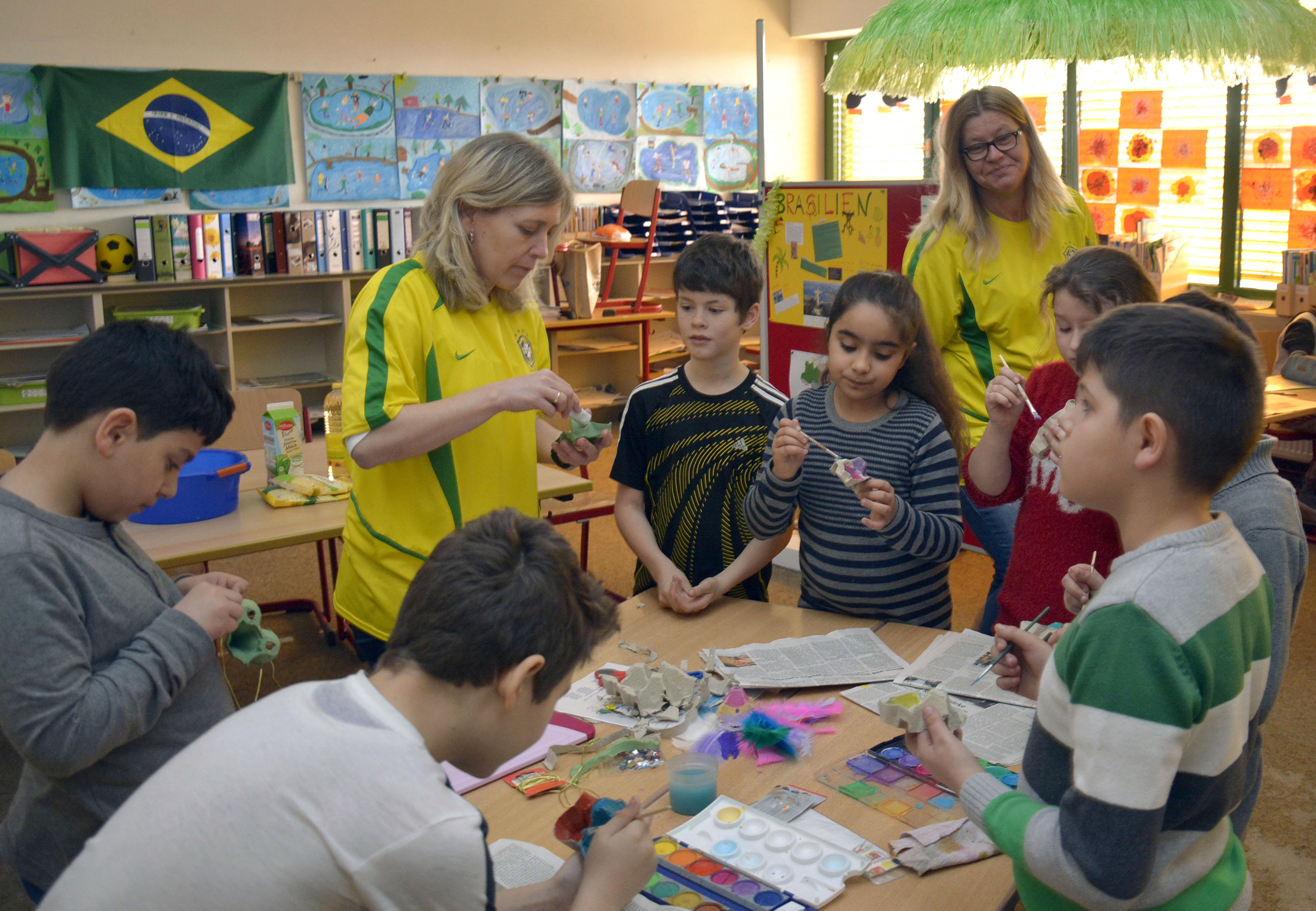 Brasilien basteln (3)